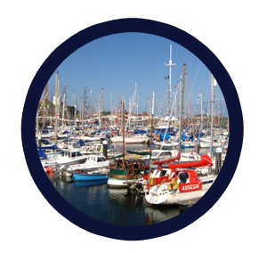 Whitehaven Marina | Fully Serviced Pontoon & Berthing Facilities